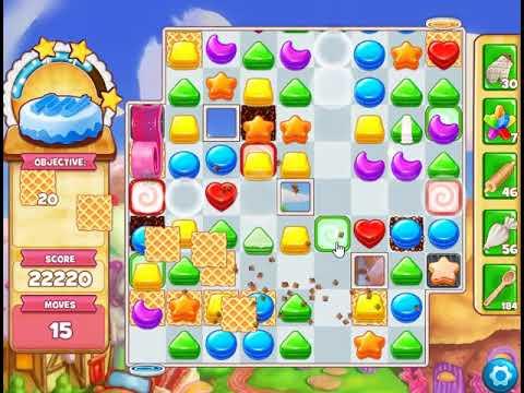 Cookie Jam Level 3694