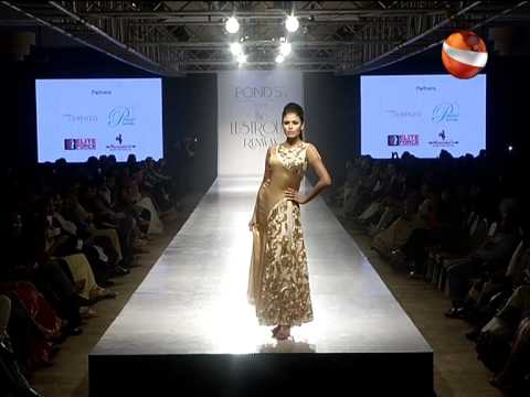 Ponds presents The Lustrous Runway 2014 with Celebrity Showstopper Soha Ali Khan