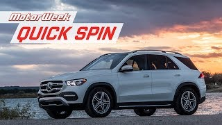 2020 Mercedes-Benz GLE | Quick Spin