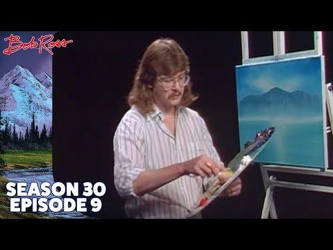 Bob Ross - Mountains of Grace (Season 30 Episode 9)