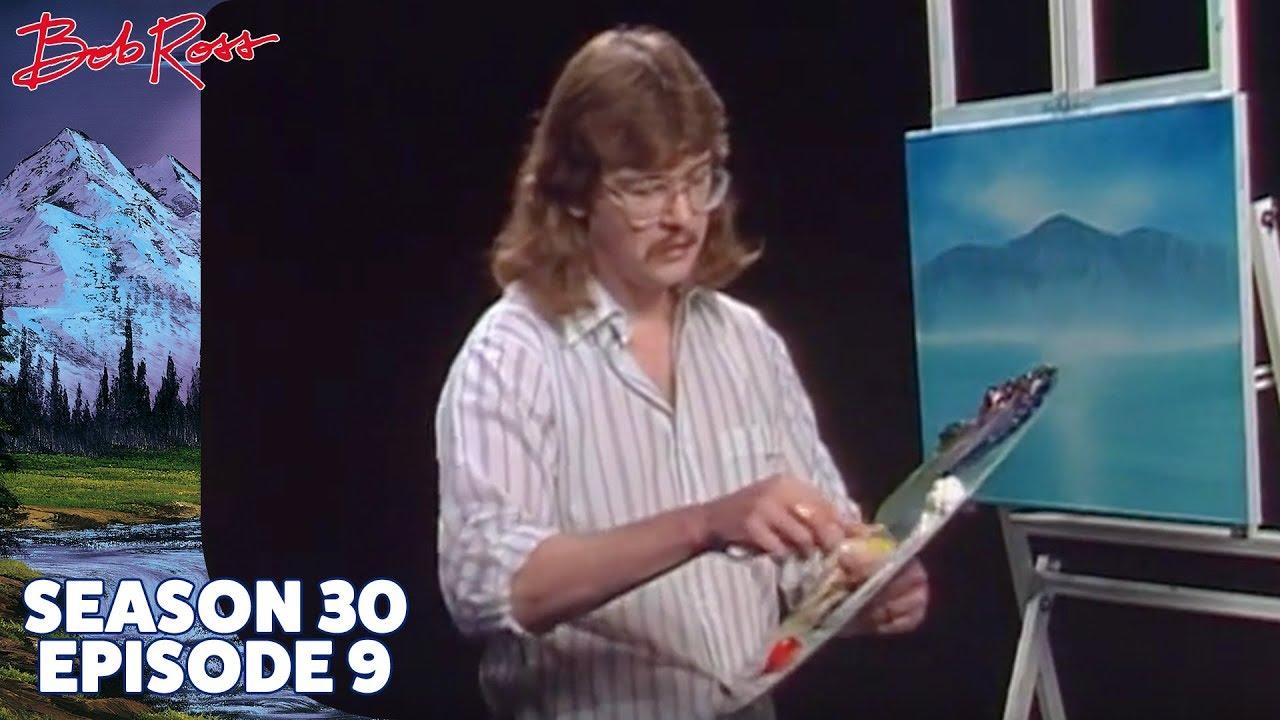 Bob Ross - Mountains of Grace (Season 30 Episode 9) - YouTube
