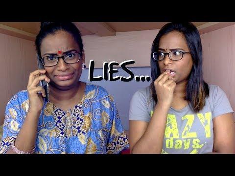 LIES....