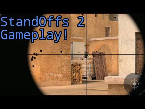 Download StandOff 2 Android Gameplay #1 By Axlebolt Game Mode-Team Deathmatch
