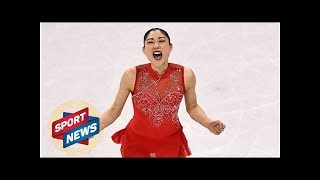 Winter Olympics 2018: WATCH Mirai Nagasu become third woman EVER to land triple Axel jump