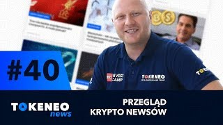 Bitcoin - krach czy korekta? Powstaje indeks kryptowlautowy | Tokeneo.News #40 Video
