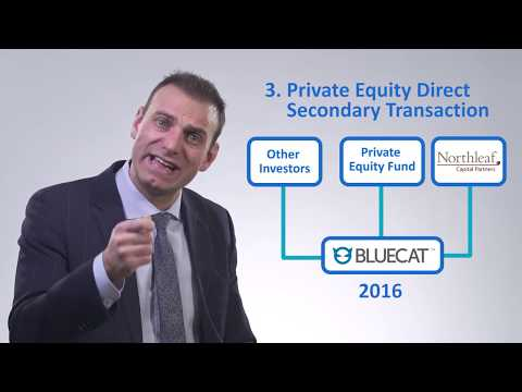 Private Equity Secondaries