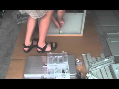 Seville Classics Ultrahd 6 Drawer Cabinet Youtube