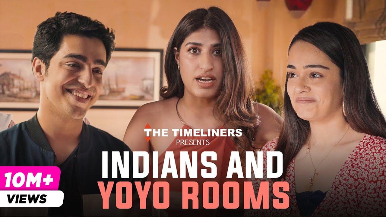 Indians and YoYo Rooms Ft. Gagan Arora, Apoorva Arora & Shreya Mehta | The Timeliners