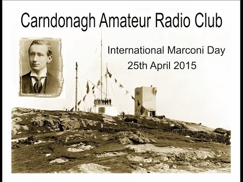 Marconi Day 2015 At Malin Head Co. Donegal