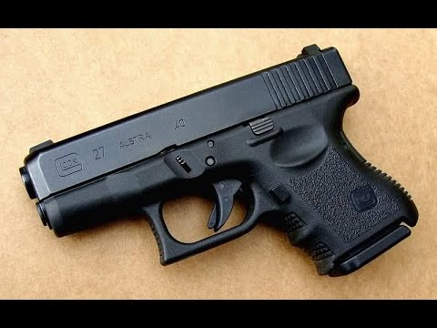 Glock 27 (THE POCKET ROCKET)