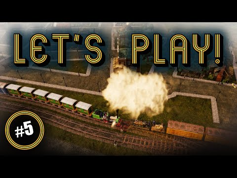 Worst Patch Work Ever, But Chapter 2 is OVER! | Let's Play... Railway Empire #5 |