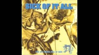 Sick Of It All - Shut Me Out (Live In A World Full Of Hate)