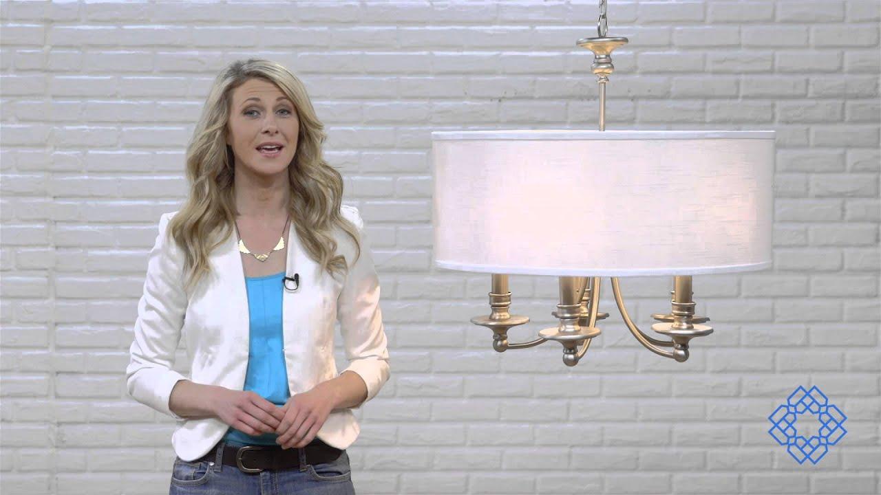 Capital Lighting Midtown Five-Light Chandelier -Bellacor  sc 1 st  YouTube & Capital Lighting Midtown Five-Light Chandelier -Bellacor - YouTube azcodes.com