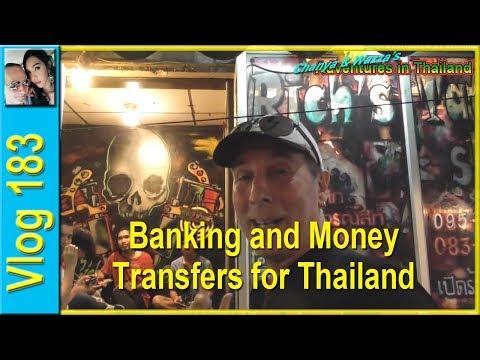 Banking and Money Transfers for Thailand (ธนาคารและการโอนเงินสำหรับประเทศไทย)