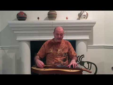 Dulcimer Lesson - June Apple in the key of A
