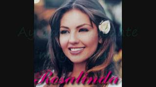 Rosalinda lyrics - Thalia