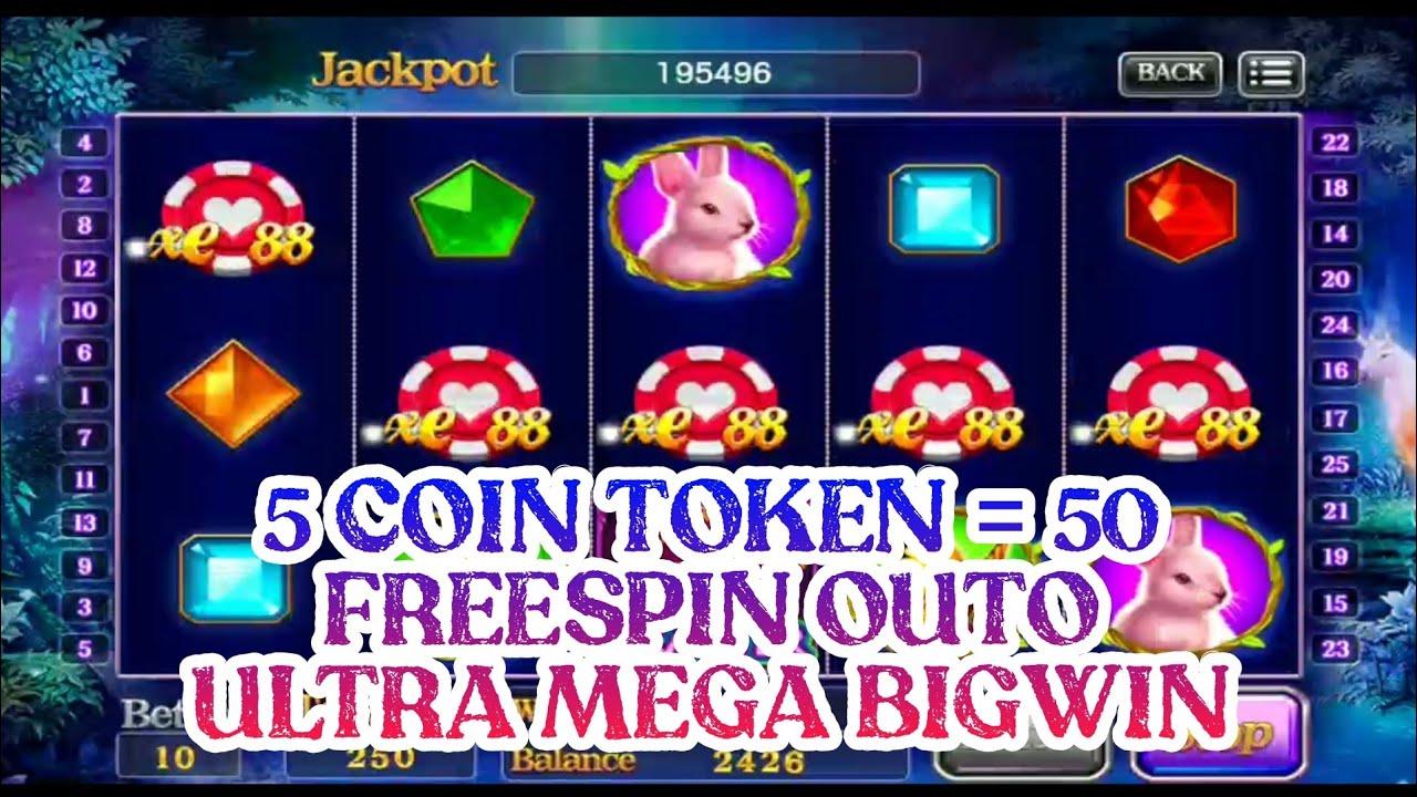 Trick untuk dapat 5 scatter/token Xe88 = 50 FreeSpin ? ? dapat kalau ikut step² nii..