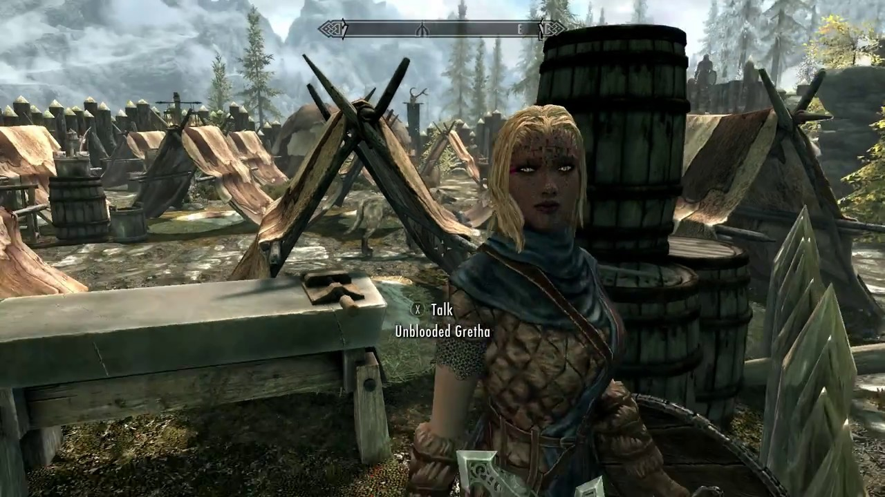 XBOX ONE Skyrim SSE mod review : Underground City Nightmare and More!!!
