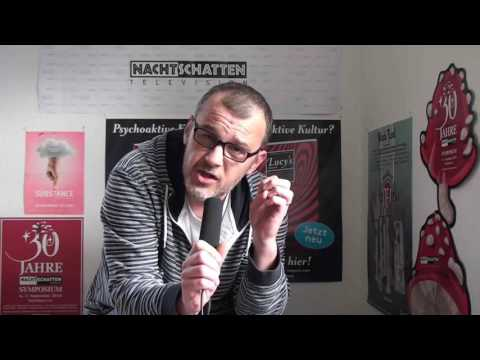Kokainersatz Kanna    Markus Berger über Spiritualität   Drug Education Agency 83