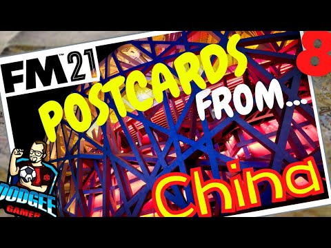 FM21 - Postcards from China - 2023 Asian Cup v. North Korea - Football Manager 2021 International