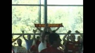 MACEDONIAN BASKETBALL FANS ON THE WAY TO LITHUANIA 14.9.2011