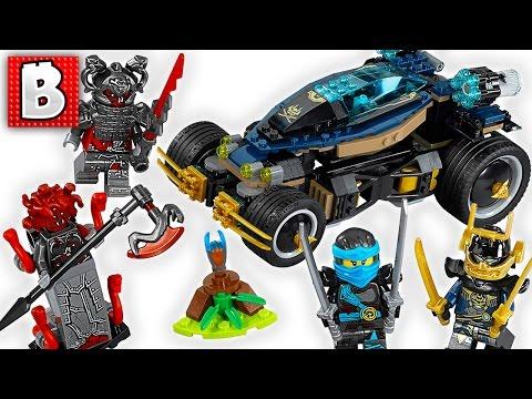 LEGO Live Build & Review! Ninjago Samurai VXL 70625 | BrickVault LIVE