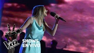 "Shows en vivo #TeamTini: Isabel canta ""The climb"" de Miley Cyrus - La Voz Argentina 2018"