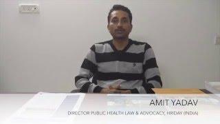 FCA's tobacco control Hot Spots, 2016 - India