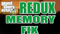 out of game memory gta 5 fix