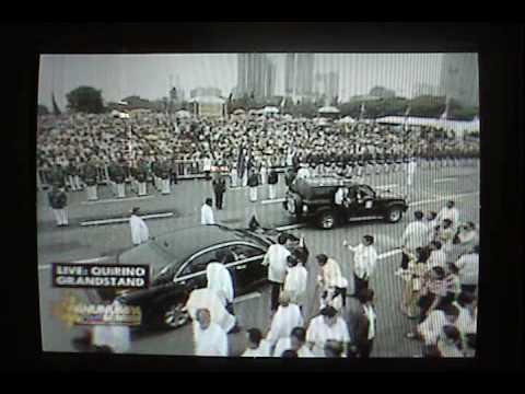 "New Philippines President Benigno Noynoy Aquino III ""inauguration"" (part 6)"