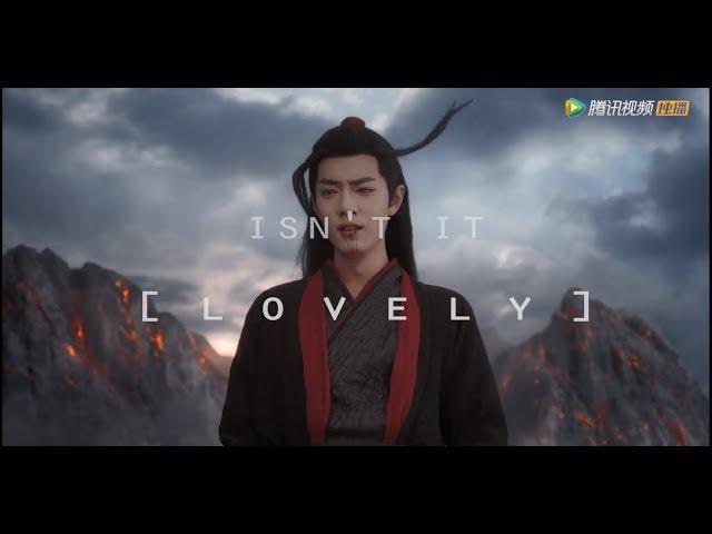The Untamed FMV   Wei Wuxian & Lan Wangji   𝓁𝑜𝓋𝑒𝓁𝓎