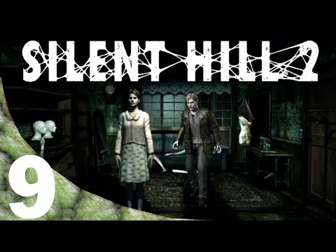 Silent Hill 2 HD Collection Gameplay Walkthrough Part 9  HD -  (Xbox 360/PS3/PC)