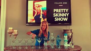 The Pretty Skinny Show tests Alkaline Water host Jennifer Zemp