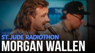 "Morgan Wallen Covers ""Take It Easy"" & Performs His Song ""Chasin' You"""