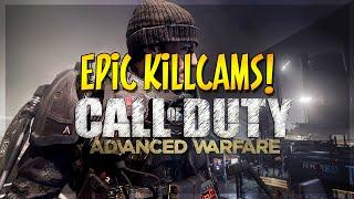 Advanced Warfare: EPIC KILLCAMS! (Funny Moments & Killcams COD AW)