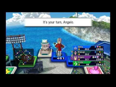 Let's Play Fortune Street (Co-op) Mario Stadium Part 3