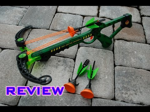 [REVIEW] Zing Dino Hunterz Crossbow