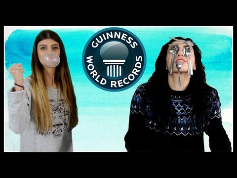 Προσπαθούμε να σπάσουμε τα Ρεκόρ Guinness    fraoules22