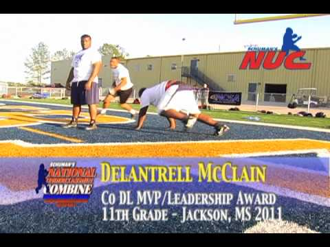 Jackson, MS 2011 - 11th Grade - MVP Awards/Top Test Scores