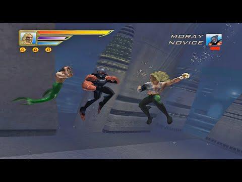 Aquaman: Battle for Atlantis Walkthrough # 1