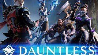 Dauntless, novo jogo free to play, monster hunter da epic games