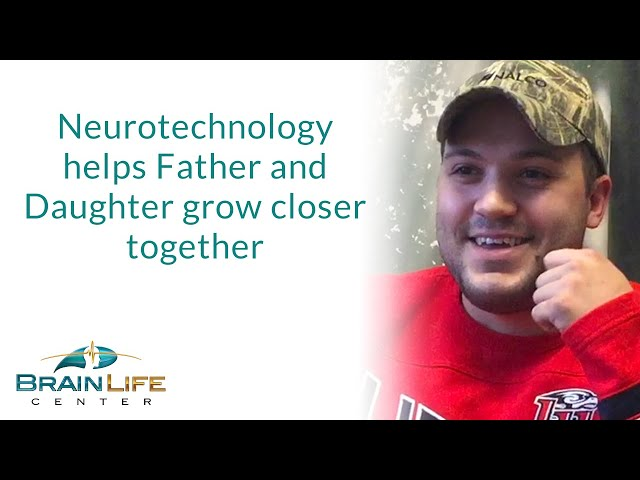Natural help for a Father's Anxiety and Depression.