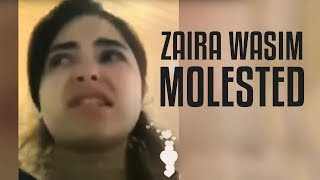 Dangal Girl Zaira Wasim BREAKS DOWN after being MOLESTED on a flight