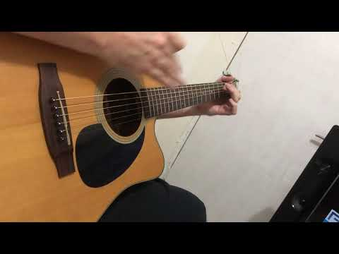 Fingerstyle Duet Iron Maiden and Clint Eastwood