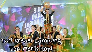 Tari Kreasi Lampung - Tari Metik Kopi | SMK Pelita Pesawaran