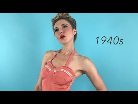 100 Years of Swimsuits | Cond Nast Traveler