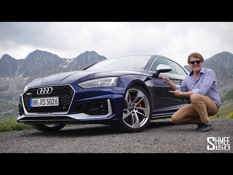 THIS is the New Audi RS5!