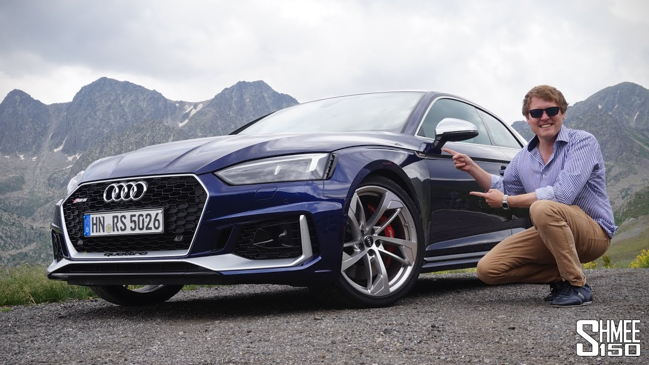 THIS is the New Audi RS5! - YouTube