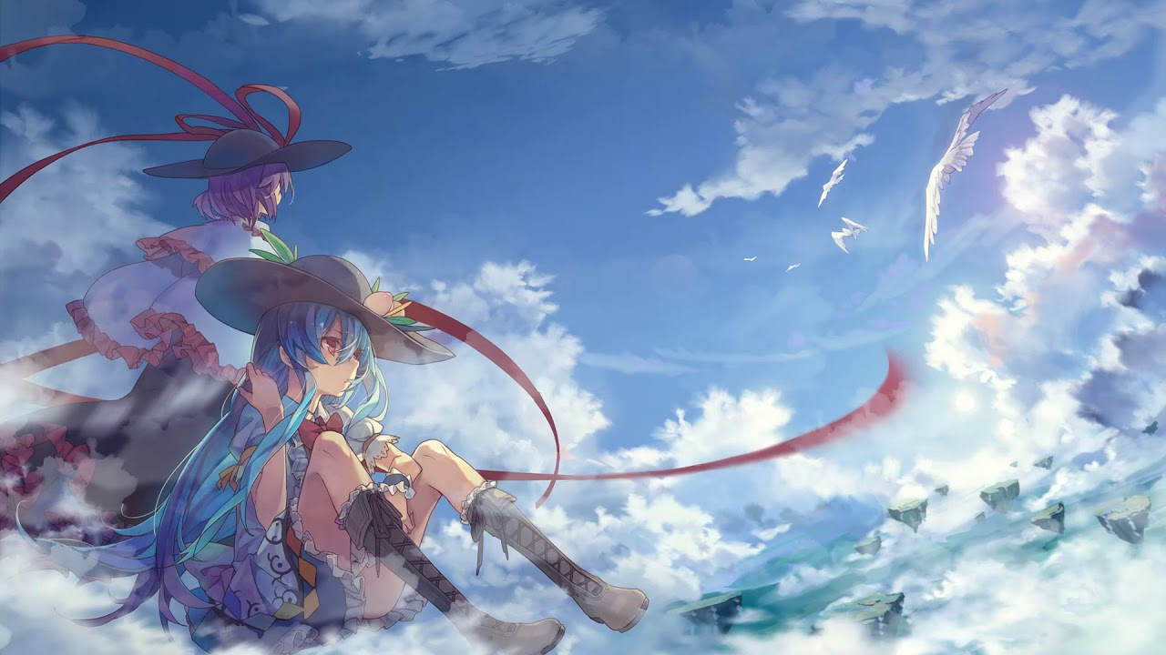 Wallpaper Engine Touhou Wonderful Music Youtube