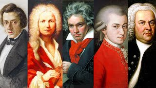 50 Most Beautiful Classical Musics (5h of Bach, Chopin, Mozart, Vivaldi...)